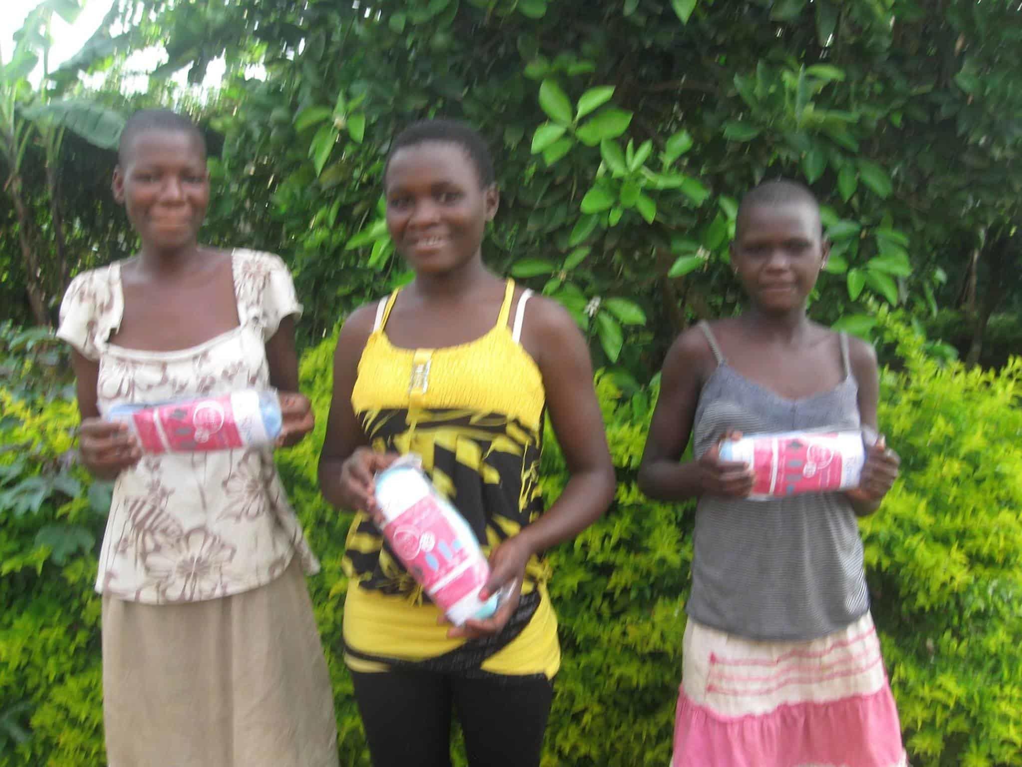 Menstrual Health Management Mhm Urict Uganda